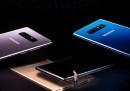 Com'è il Samsung Galaxy Note 8