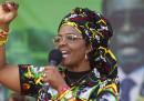 Il Sudafrica ha concesso l'immunità diplomatica a Grace Mugabe, la moglie del presidente dello Zimbabwe