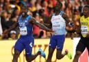 Usain Bolt non ha vinto i 100 metri ai Mondiali