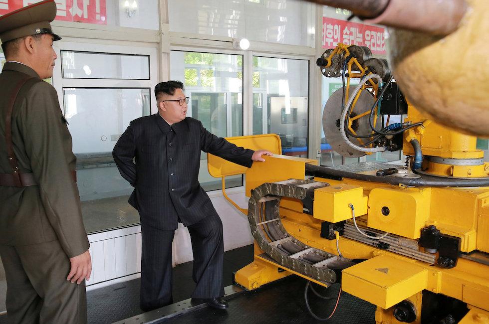 Pyongyang , Corea del Nord