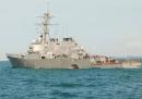 Sono stati trovati i corpi dei 10 soldati americani morti nell'incidente navale a Singapore di una settimana fa