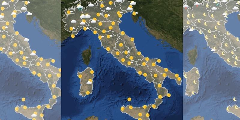 Cartina Meteorologica Dell Italia.Come Trovare Le Migliori Previsioni Meteo Online Senza Fregature E Allarmismi