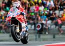 MotoGP, Andrea Dovizioso ha vinto il Gran Premio d'Austria