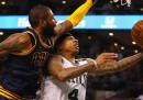 Kyrie Irving giocherà nei Boston Celtics, Isaiah Thomas nei Cleveland Cavaliers