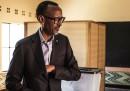 Paul Kagame ha vinto di nuovo le elezioni in Ruanda