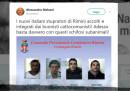 Circola una falsa foto degli stupratori di Rimini