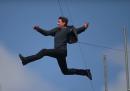 Tom Cruise non è più agile come una volta