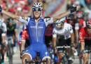 Matteo Trentin ha vinto la 10ª tappa della Vuelta di Spagna