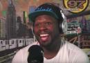 Il rapper 50 Cent dice di aver rifiutato 500.000 dollari per sostenere Trump alle elezioni