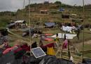 In alcune zone del Myanmar sono stati bloccati gli aiuti umanitari dell'ONU per i civili