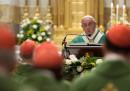 Papa Francesco è stato accusato di eresia