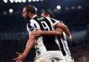 Juventus-Olympiakos è finita 2-0