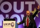 L'ex soldato Henry Bolton è il nuovo leader dell'UKIP