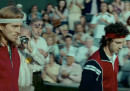 Il trailer del film su Bjorn Borg e John McEnroe