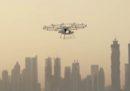 A Dubai hanno sperimentato il primo taxi volante che si guida da solo