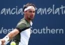 Fabio Fognini è stato espulso dagli US Open per gli insulti sessisti alla giudice Louise Engzell