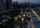 Come vedere in tv o in diretta streaming il Gran Premio di Singapore di Formula 1