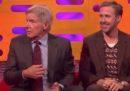 Harrison Ford si è già dimenticato il nome di Ryan Gosling