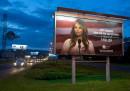 A Melania Trump non è piaciuta questa pubblicità di una scuola di inglese a Zagabria