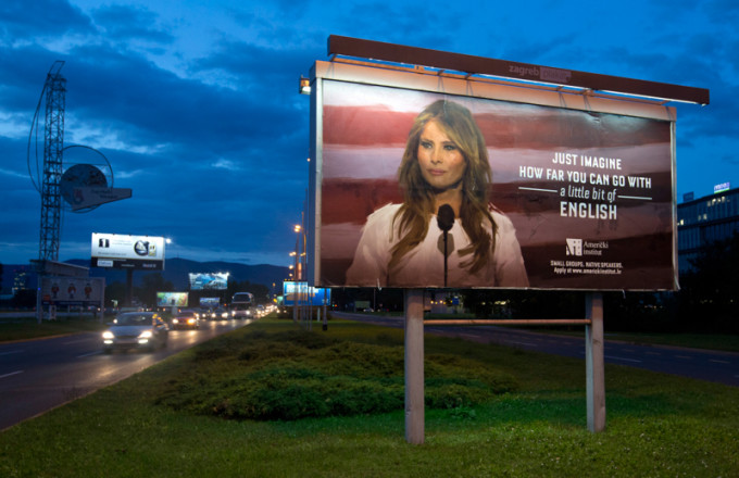 Croatia Billboard