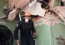 Le foto del terremoto in Messico