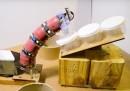 Finalmente un robot serpente che non fa paura