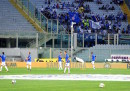 La partita di Serie A Sampdoria-Roma, prevista per domani sera, è stata rinviata per il cattivo tempo