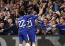 Il gran gol di Davide Zappacosta durante Chelsea-Qarabag