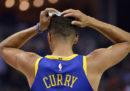 La serataccia dei Golden State Warriors, con le espulsioni di Curry e Durant