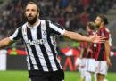 La Juventus ha battuto il Milan 2-0