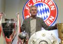 Jupp Heynckes è il nuovo allenatore del Bayern Monaco