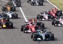 Formula 1: l'ordine di arrivo del Gran Premio del Giappone
