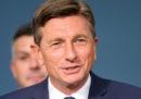 Oggi c'è il ballottaggio per le elezioni presidenziali in Slovenia