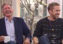 Forse l'intervista più divertente di sempre con Harrison Ford e Ryan Gosling