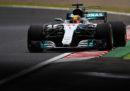Lewis Hamilton partirà dalla pole position nel Gran Premio del Giappone di Formula 1