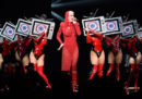 Le foto di Katy Perry in concerto a New York