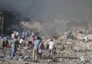 A Mogadiscio ci sono almeno 30 morti per due autobombe
