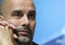 "Pep Guardiola ha dedicato la vittoria del Manchester City ai ""due Jordi"""