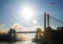 Il video del vecchio ponte che hanno demolito a New York