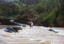 Donald Trump ha negato che siano morte 3.000 persone a Porto Rico a causa degli uragani