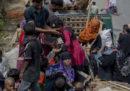 Più di 600mila persone di etnia rohingya hanno lasciato il Myanmar da agosto ad oggi