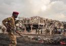 Il numero delle persone morte negli attentati a Mogadiscio è salito a 276