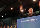 Gerry Adams, storico leader della sinistra irlandese, lascerà la presidenza del partito Sinn Féin