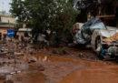 Le foto dell'improvvisa alluvione in Grecia