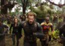 """C'è il primo trailer di """"Avengers: Infinity War"""""""