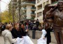 A Budapest hanno messo una statua di Bud Spencer