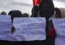 Ci sono nuove proteste nel centro di accoglienza di Conetta (Venezia), dove a gennaio c'era stata una rivolta