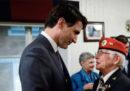 Justin Trudeau ha chiesto scusa per come il governo canadese ha trattato per decenni le persone LGBTQ
