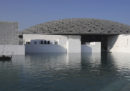 Le prime foto del nuovo Louvre, ad Abu Dhabi