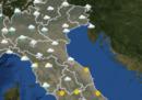 Le previsioni meteo in Italia per venerdì 1 dicembre